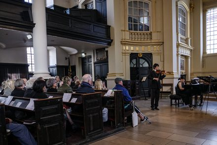 free classical music in London