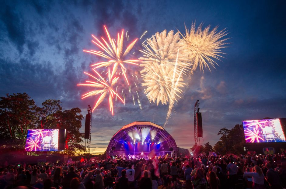 Leeds Castle Open Air Concert